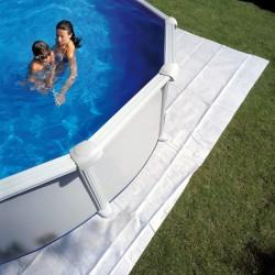 Manta protectora piscina GRE redonda