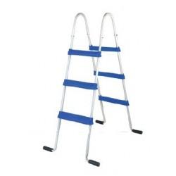 Escalera de tijera 120cm 2×3 peldaños GRE ET1200