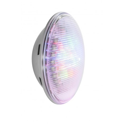 Lámpara multicolor LED PAR56 para piscina enterrada GRE LLEDP56C