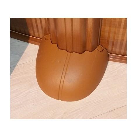 Protector inferior piscina imitación madera GRE PIPIWP