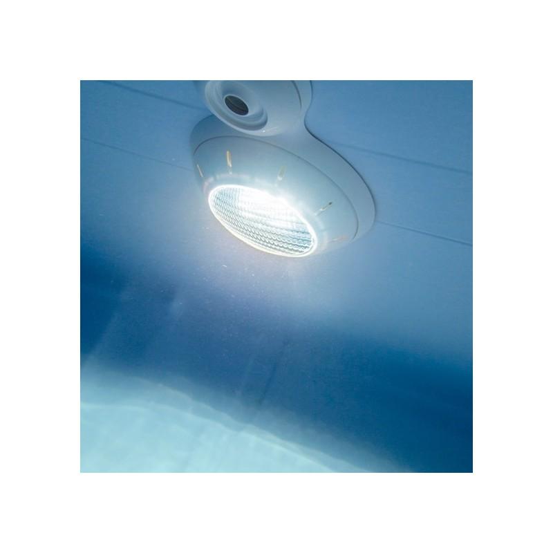 Foco proyector led blanco piscina gre plpb14 - Focos led piscinas ...