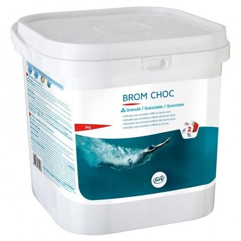 Bromo choque granulado GRE 76026