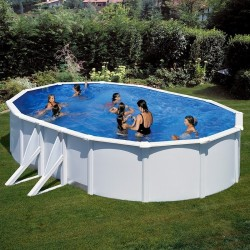 Piscina ovalada Gre KIT509