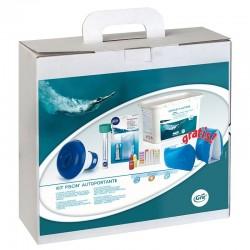 Kit para piscina de 5 a 15 m³
