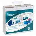 Kit de tratamiento para piscina de 5 a 15 m³ GRE 76054