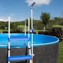 Ducha fijada a escalera de piscina desmontable GRE DPE10