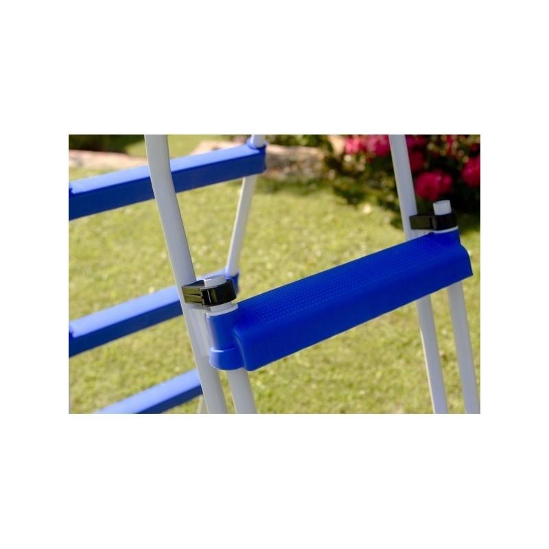 Recambio pinzas escalera de seguridad gre 09918rg14 for Recambios piscinas desmontables