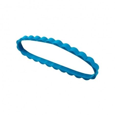 Correa oruga azul tracción limpiafondos GRE 3201