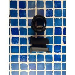 Casquillo peldaño escalera piscina GRE (10 unidades)