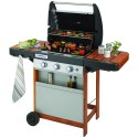 Barbacoa a gas Campingaz 3 Series LX Woody