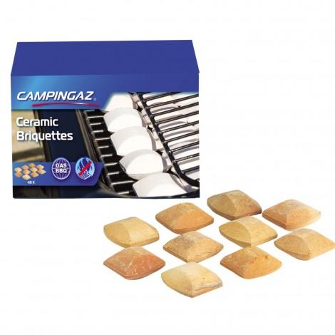 Briquetas Cerámicas de CAMPINGAZ (40 unidades)