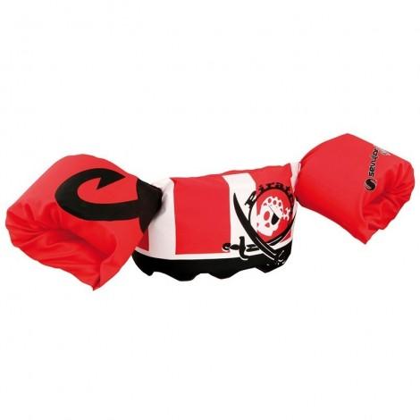 Puddle Jumper Sevylor DLX Pirata – Flotador, color rojo