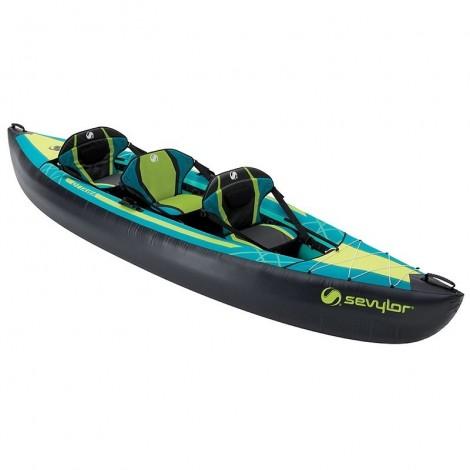 Kayak Sevylor Ottawa 3 personas