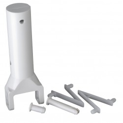 Empuñadura clip Ø28mm