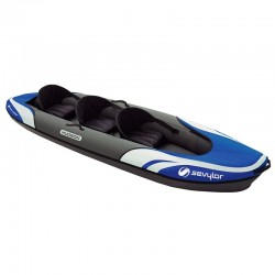 Kayak Sevylor Hudson 3 personas