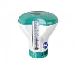 Dosificador de cloro flotante GRE DCT20 pastillas 20g
