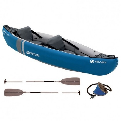 Canoa Sevylor Adventure KIT 2 personas