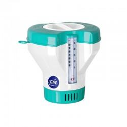 Termómetro y dosificador de cloro flotante GRE 40070