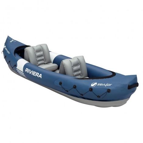 Kayak Sevylor Riviera 2 personas