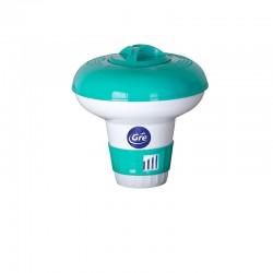 Dosificador flotante de cloro pequeño GRE 40071