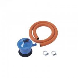 Kit regulador 30 gr/cm2 Campingaz con Válvula de Seguridad