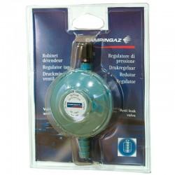 Regulador en blíster 28 gr/cm2 Campingaz con Válvula de Seguridad
