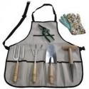 Kit Jardinero 7 herramientas