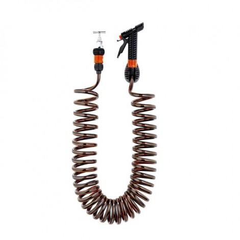 Manguera espiral flexible Claber Kit De Luxe