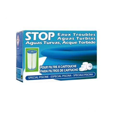 Stop aguas turbias para filtro de cartucho GRE SATC6