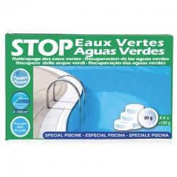 Stop aguas verdes GRE 90147