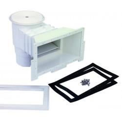 Skimmer QP ABS 36 cm para liner