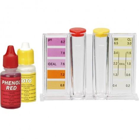 Analizador de cloro/bromo y pH GRE 40060