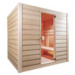 Sauna Vapor e Infrarrojos Holl´s Combi Sel