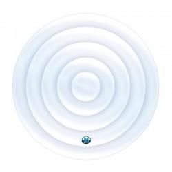 Cubierta isotérmica hinchable para NetSpa circular Malibu y Montana