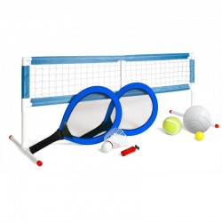 Set de Badminton gigante Monster Sized Racket