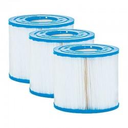 Cartucho filtro NetSpa 3 unidades