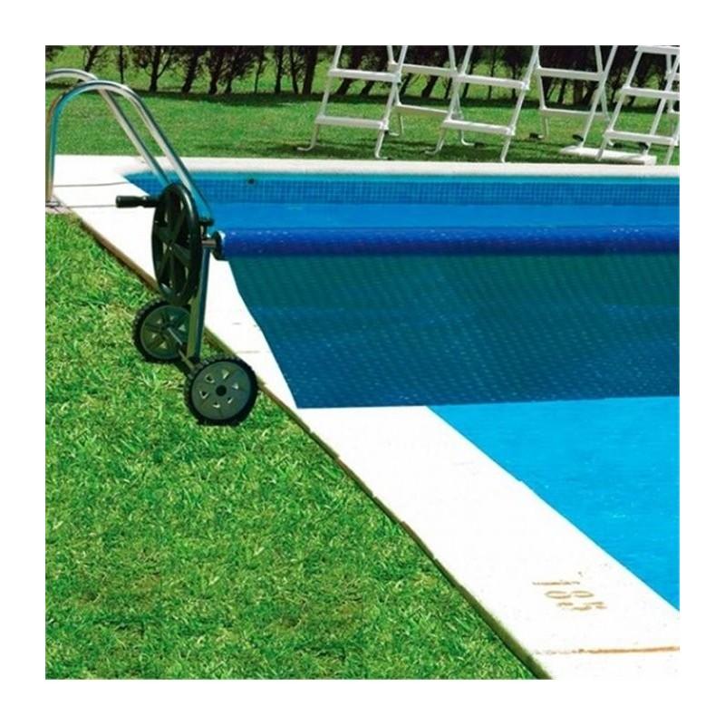 Enrollador manta t rmica gre piscinas enterradas 90171 for Piscinas gre barcelona