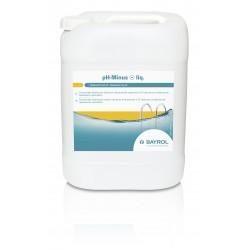 Reductor pH- Minus Líquido Bayrol 25l