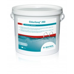Cloro Lento Chlorilong 250 Bayrol 5 Kg