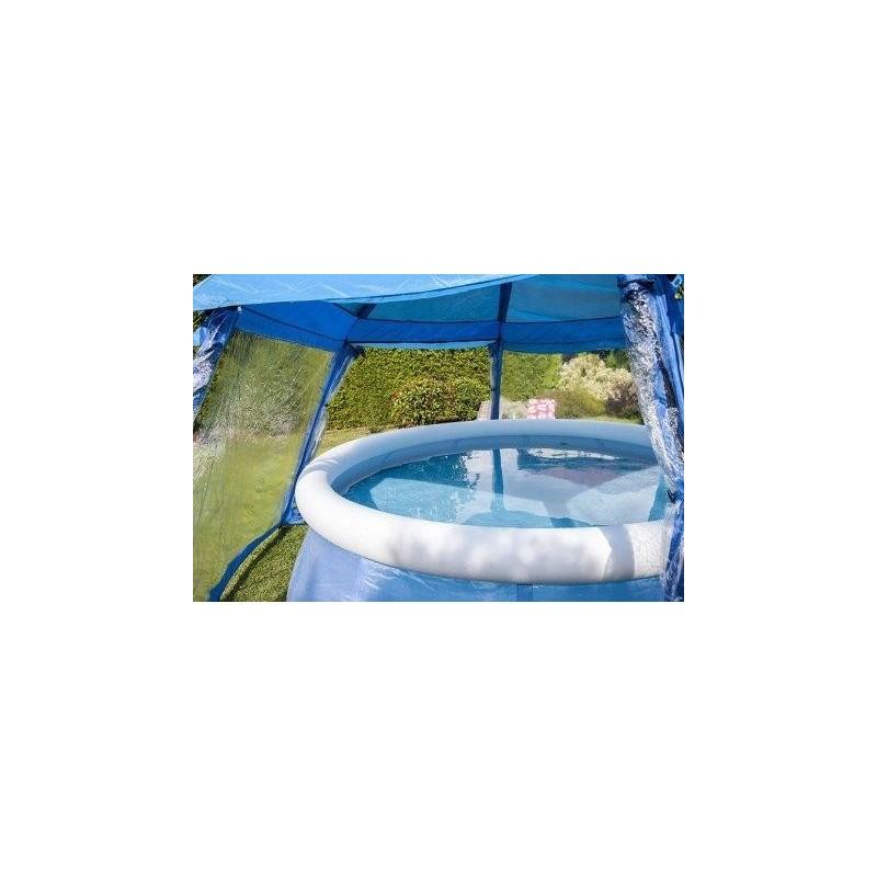 Toldo para piscina gre ph54 pool house - Toldo para piscina ...