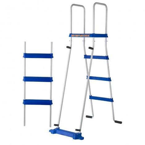 Escalera de seguridad 134cm y plataforma GRE ES1150