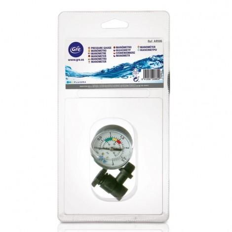 Manómetro filtro GRE AR506