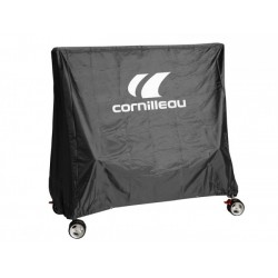 Funda para mesa de ping pong Cornilleau Premium gris