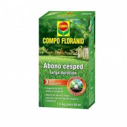 Abono césped COMPO Floranid fungicida