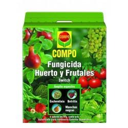 Fungicida COMPO huerto y frutales en sobres 5 x 4 gr