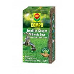 Semillas césped ambiente seco COMPO 1kg