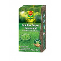Semillas césped ornamental COMPO 1kg