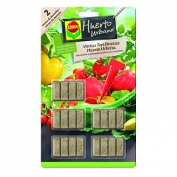 Varitas fertilizantes para huerto y frutales COMPO