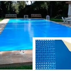 Cobertor de invierno para piscina gran resistencia IASO