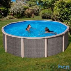 Piscina desmontable Gre Fusion Pool redonda
